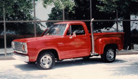 Dodge Lil Red Express