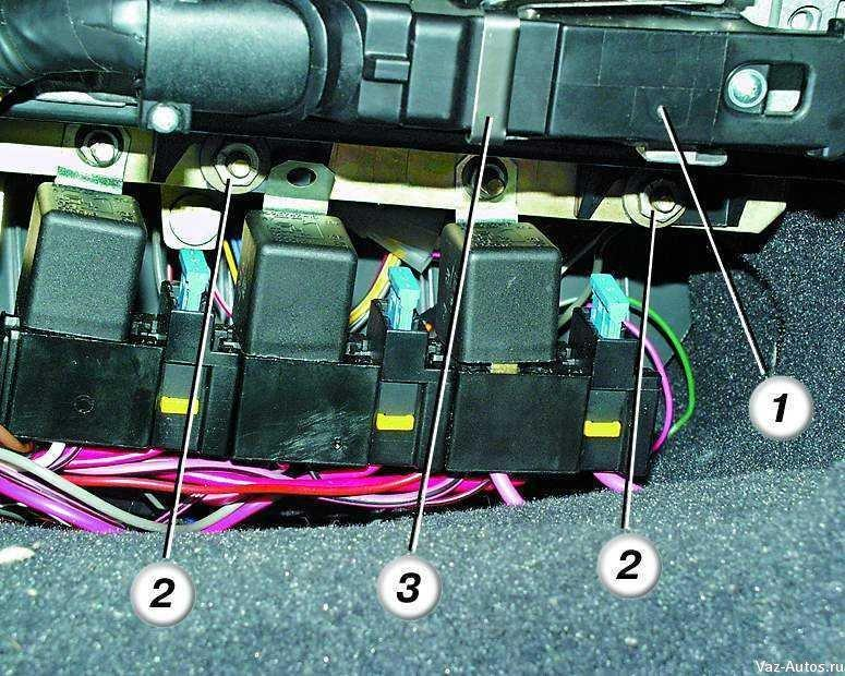 Замена контроллера ВАЗ 2110