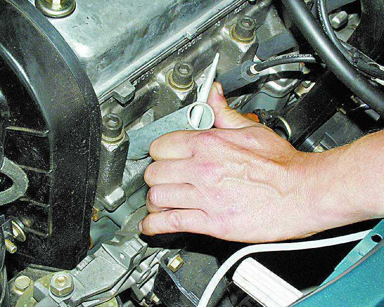 Двигатели мод. 21083, 2110 и 2111 ВАЗ 2110