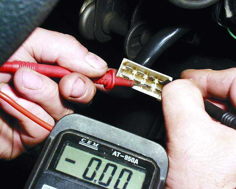 Выключатель (замок) зажигания ВАЗ 2110