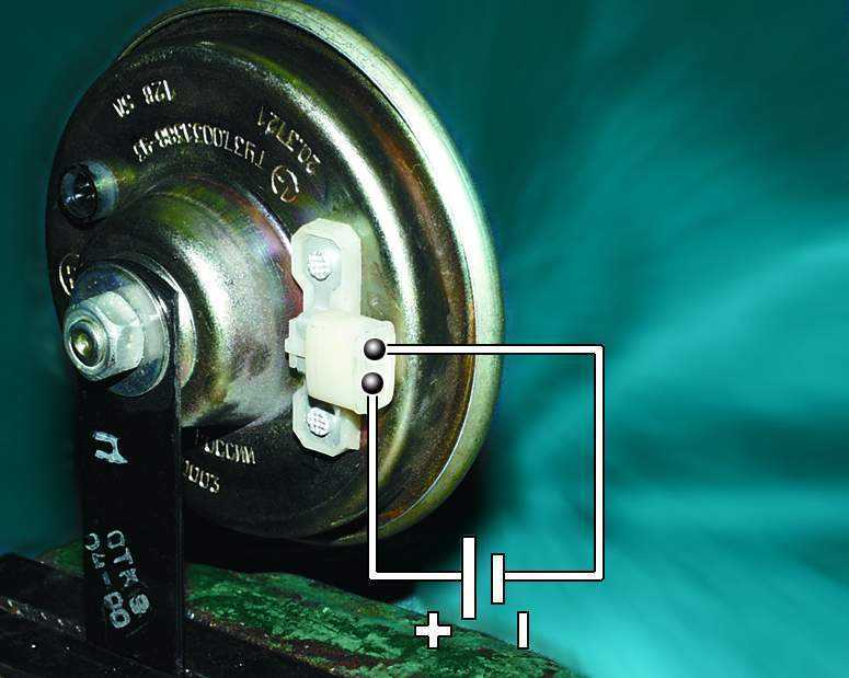 Регулировка и замена звукового сигнала ВАЗ 2110
