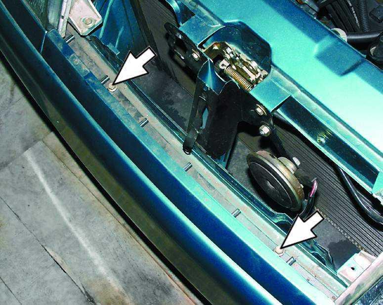 Замена блок-фары ВАЗ 2110