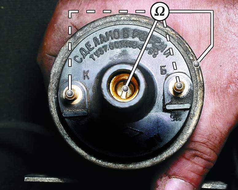 Проверка катушки зажигания ВАЗ 2110