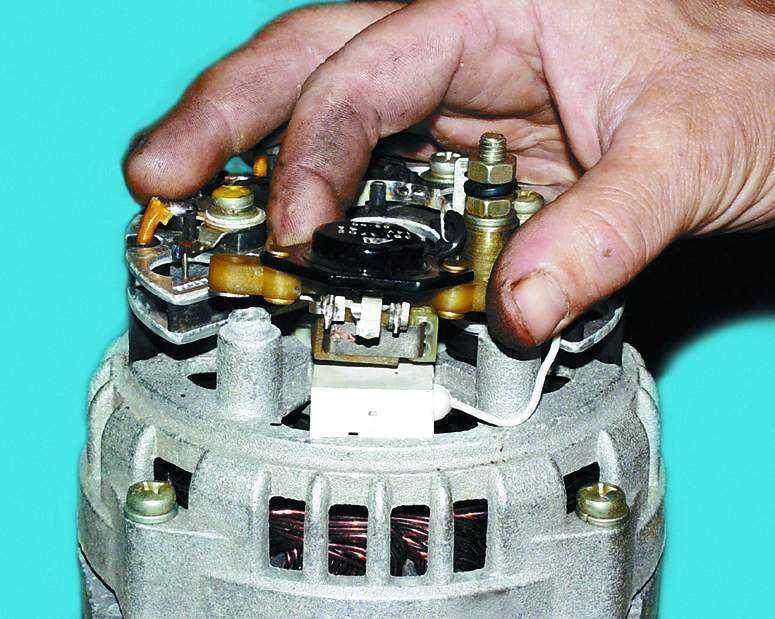 Ремонт генератора ВАЗ 2110