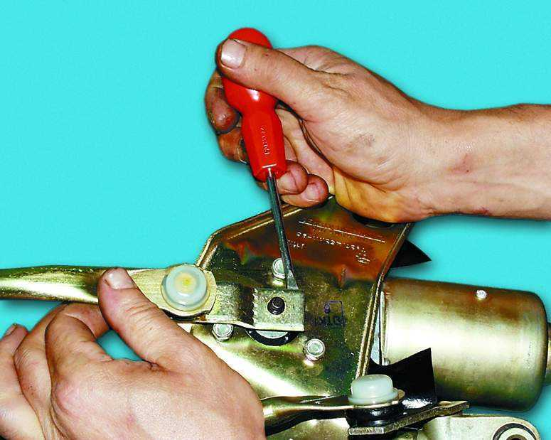 Ремонт стеклоочистителя ВАЗ 2110