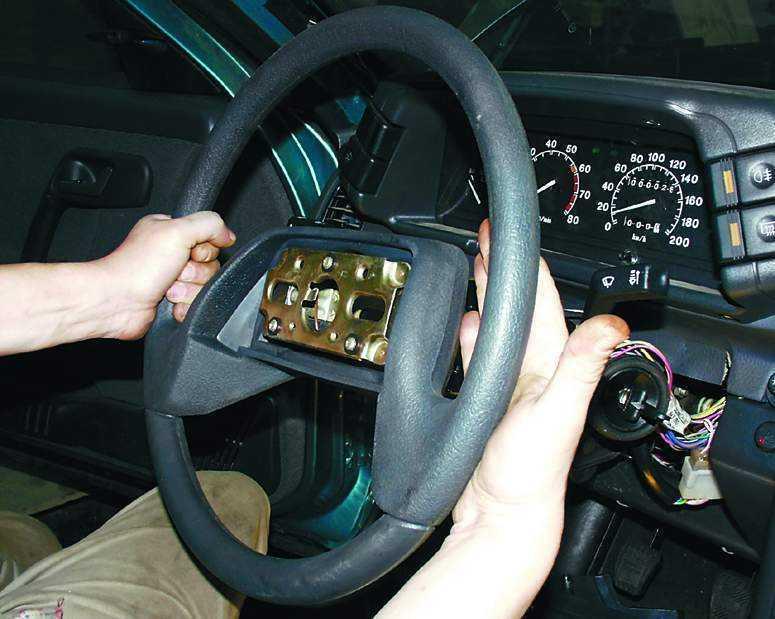 Рулевая колонка ВАЗ 2110