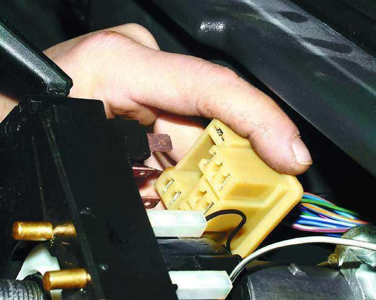 Замена подшипников вала рулевого управления ВАЗ 2110