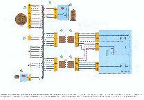 9 pre - Электрическая схема автомобиля лада калина