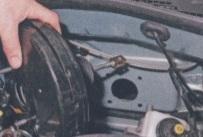 Замена вакуумного усилителя тормозов duster Замена помпы фольксваген б3