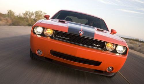 Dodge Challenger SRT8