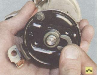 Ремонт стартера Ford focus 2 и 2 рестайлинг