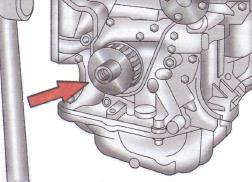 Замена масляного насоса фокус Замена передней пружины дискавери 4