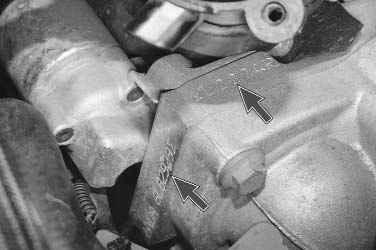 Идентификационный номер (VIN) автомобиля Ford Focus II