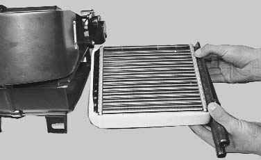 2476 - Схема управления печкой приора