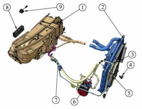 conditioner1 - Схема управления печкой приора