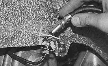 Шланг тормозной передний приора