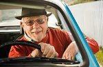 Права на вождение автомобиля очки