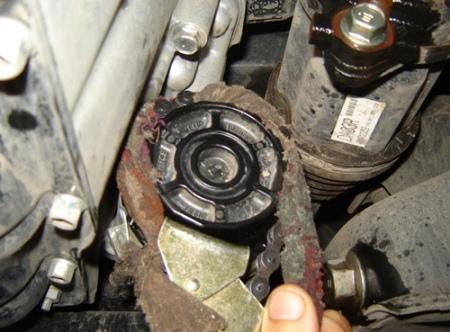 toyota rav4 2013 масло в двигатель