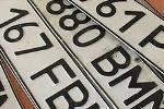 Штраф за подложные номера (поддельные, не от своей машины) (Статья 12.2 КоАП)