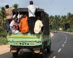 Какой штраф за неправильную перевозку людей